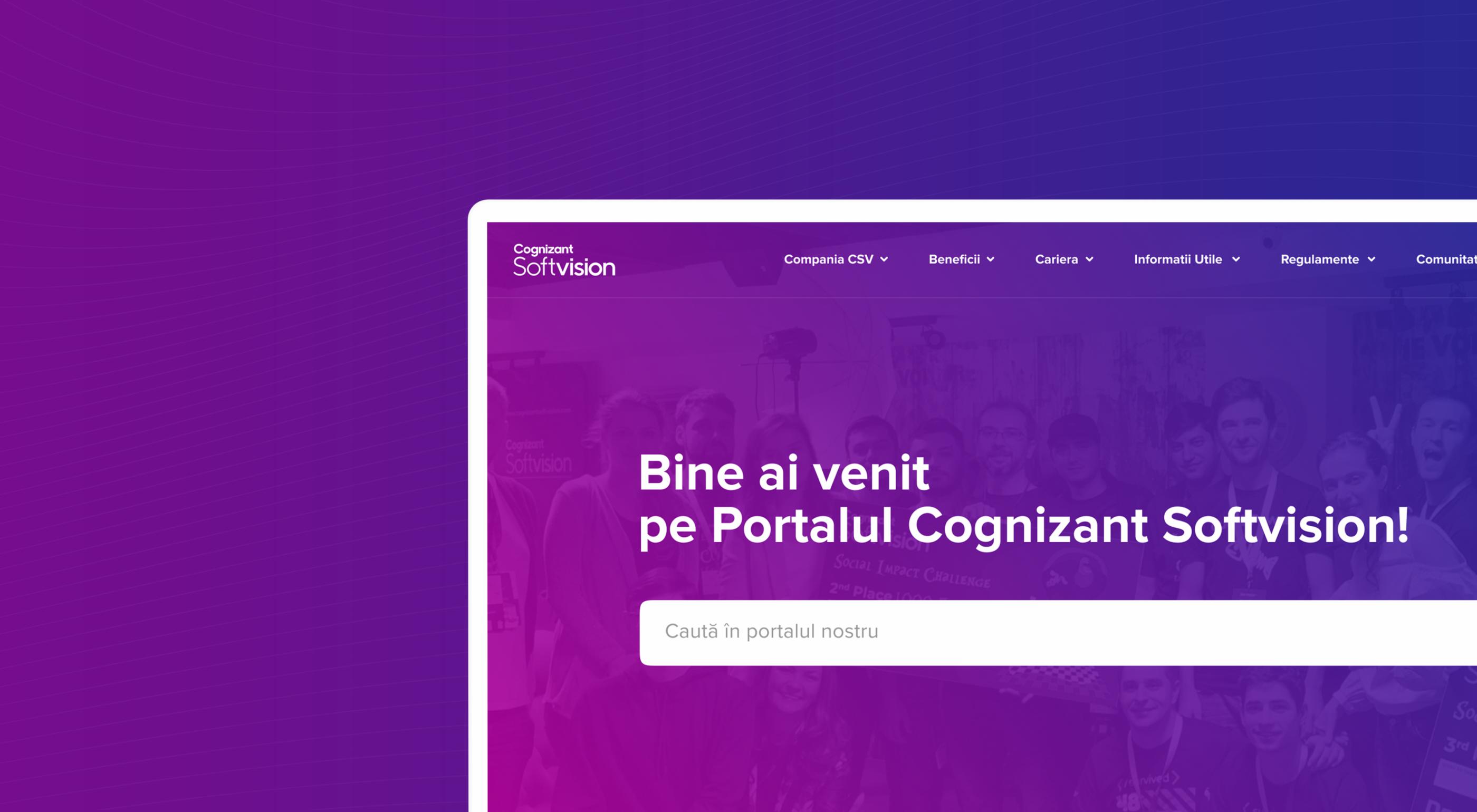 Softvision Portal